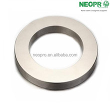 uni pole radial ring magnet