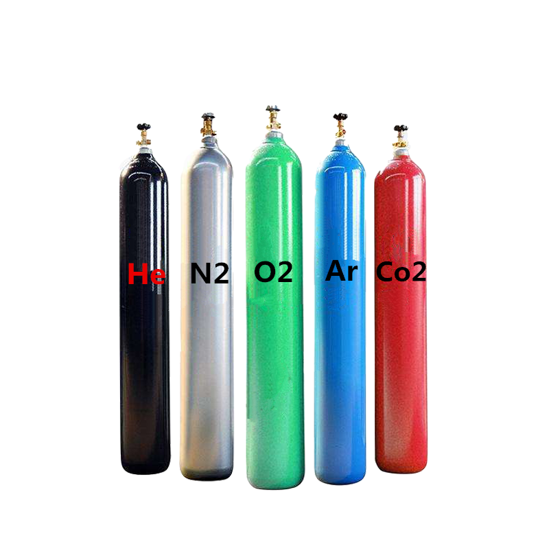 50L 150BAR oxygen gas <strong>cylinder</strong> or argon gas <strong>cylinder</strong> ISO 9809-1
