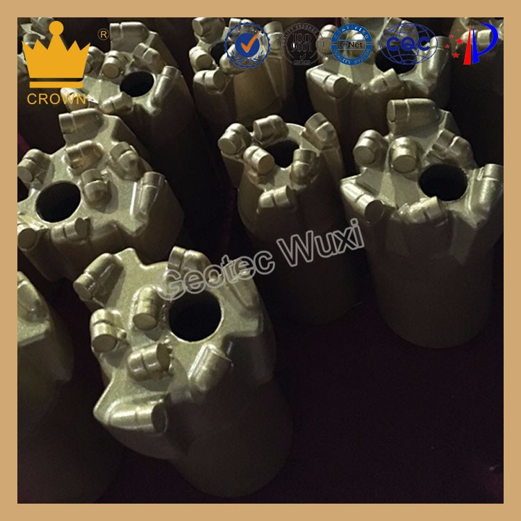 Diamond Pdc 5 Blades Cutter Blade Water Well Drilling Equipment Tools Bits