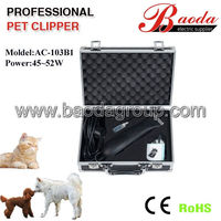 Dog Hair Trimmer 45W CE/GS approved