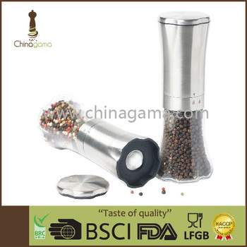 Gravity Salt & pepper mill