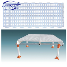 Leon Series Poultry Plastic slat floor for chicken house
