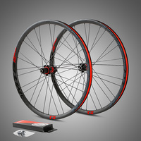 Mountain bike wheels 27.5inch tubeless carbon fiber bicycle wheel