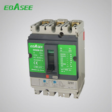 ISO9001 Certificated EBS6M 300 amp moulded case circuit breaker