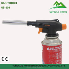 NS-504screw flame gun/blow gas torch for portable welding