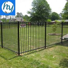 cheap white Portable Metal Fence Panels cheap white wrought iron fence Cheap wholesale balcony fence