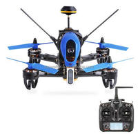 F210 3D Edition 2.4GHz HD Camera F3 3D Knocking Down the Wall Racing Drone quadcopter With DEVO 7 transmit