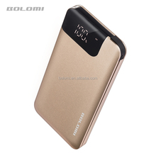 New Arrival 2018 Promotional gift phone charger consumer electronics portable power bank quickly charge 10000mah