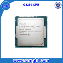 Tested dual core 64bits lga1150 G3260 computer cpu from China