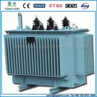 10KV 3 phase high voltage step up 400kva power distribution transformer price