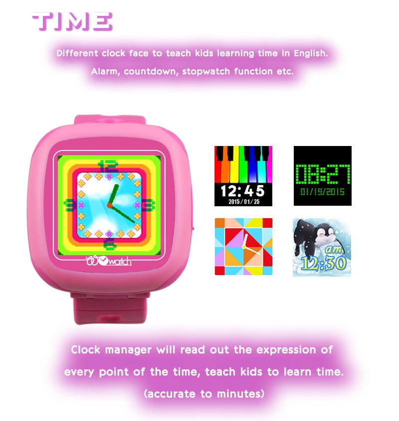Cheap Kids Smart Watch with Camera Touch Screen
