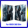 For XBOX360 Custom Skin Vinyl Stickers