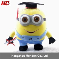 Wholesale High Quality Soft Plush Toy Despicable Me Minions 2015