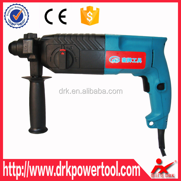 2015 Hot Sale Manufacturer Wholesale 24mm Electric Impact Rotary Hammer Drill