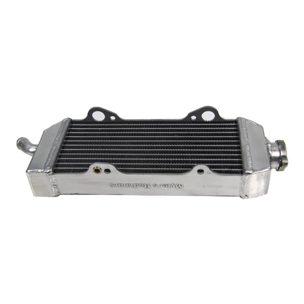 Custom aluminum motorcycle radiator for KTM