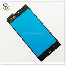 For Sony Xperia Z3 D6653 D6633 L55T L55U Touch Screen Sensor D6603 Front Panel Digitizer LCD Display Glass TP Cover