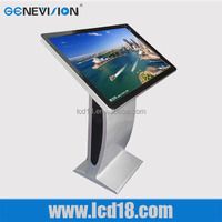 Hot 2016! IR touch screen table advertisement product sample for any product all size all in one pc
