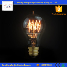 China Supplier Edison E27 Globe Light Bulb Edison Bulb 110V & 220V industrial lighting bulb A19 vintage style Edison Lamp