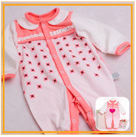 2016 New Style New Style 0-3 months Newborn Baby girl Clothes