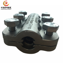 New design cast & forged alloy steel lost wax investment casting steel wax casting