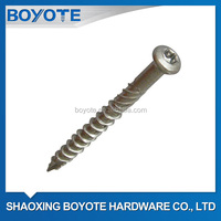304 Stainless steel Torx Pan Head Self Tapping Screws(Type-17)
