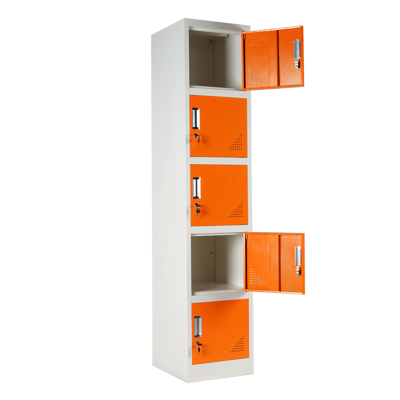 Awesome New Style Gym Safe Locker Metal Closet Wardrobe Accessories Steel Cabinet  Clothes Locker