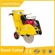 export gasoline/diesel road cutting machine small road cutter concrete saw