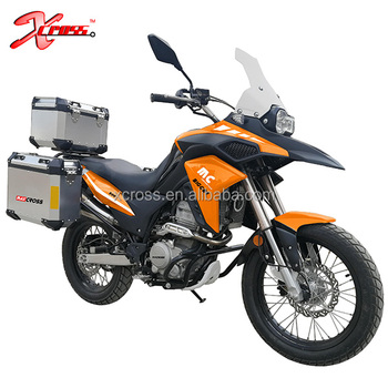Chinese 250cc ADV Motorcycle Dirt Bikes Travel Motorcycles with EFI For Sale Bigger 250