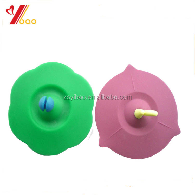 Food Grade Silicone Cup Cover/Silicone Cup Lid / SiliconeTea Cup Cover