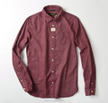 new design 100% cotton custom solid flannel shirt men causal shirt jacquard weaved shirt
