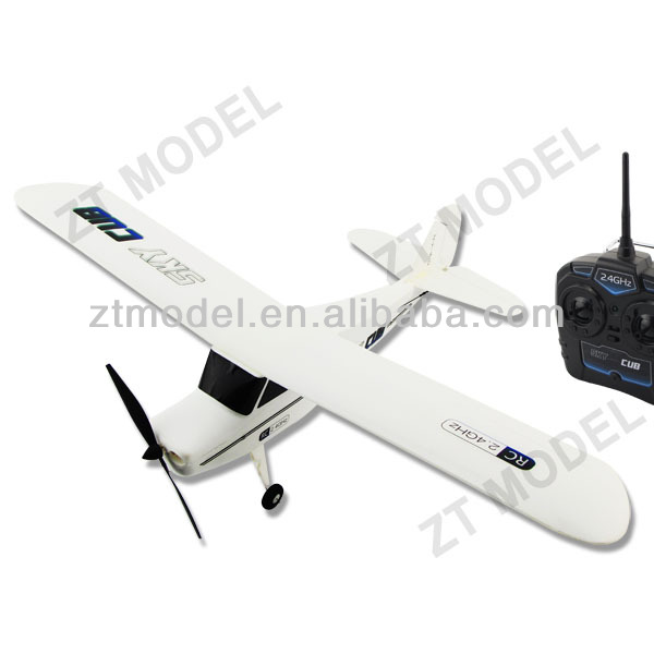 Sky Cub 2.4GHz 3CH Electric rc sailplanes for sale