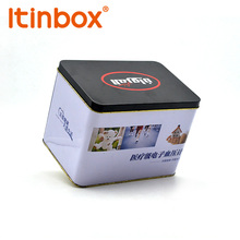 Large size tin box for electronics packaging