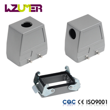 WZUMER heavy duty connector HA032 32 pin male female automotive electrical connector plug