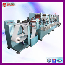 CH-300 die cutting label pe film printing machine four colors