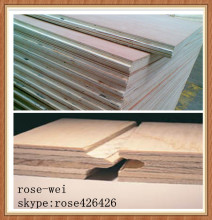 high quality Shiplap groove plywood export to Papeete