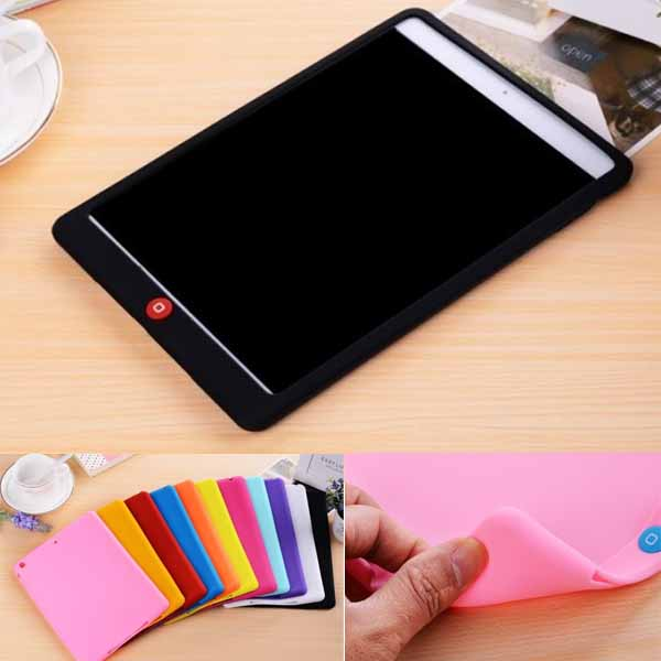 for ipad air new design soft silicone case