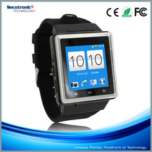 3G Android 4.4 MTK6572 Dual Core 1.54 Inch GPS 5.0MP Camera Bluetooth Smart Watch S8
