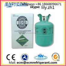 cool refrigerant gases r134a gas refrigerant DOT approved