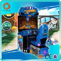 top quality Overdrive speed racing game 2 person for sale