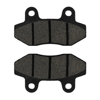 Motorcycle FA86 Semi-metallic Excellent Brake Pads for HYOSUNG Comet GT125 GT650 GV250 / HONDA CBX250