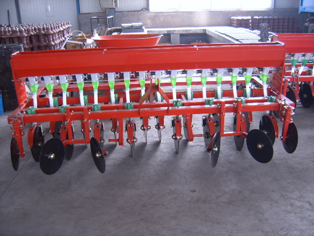 Agricultural Machine Factory mechanical seeder/ 2 row corn planter