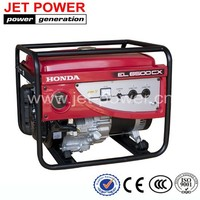 HONDA electric generators max. 4000 watt powered by Gx270 engine