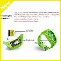 Baby Safe GPS position waterproof baby smart watch with SIM bracelet multifunction smart phone wristwatch device for kids