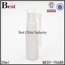 20ml plastic medical spray bottle