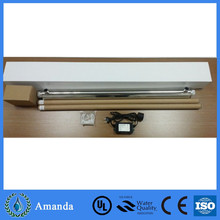 house water sterilization 55w 12gpm stainless steel portable uv sterilizer