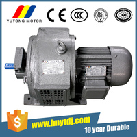 4Hp 3Kw,YCT160-4B,YCT series Speed Control Governor Motor