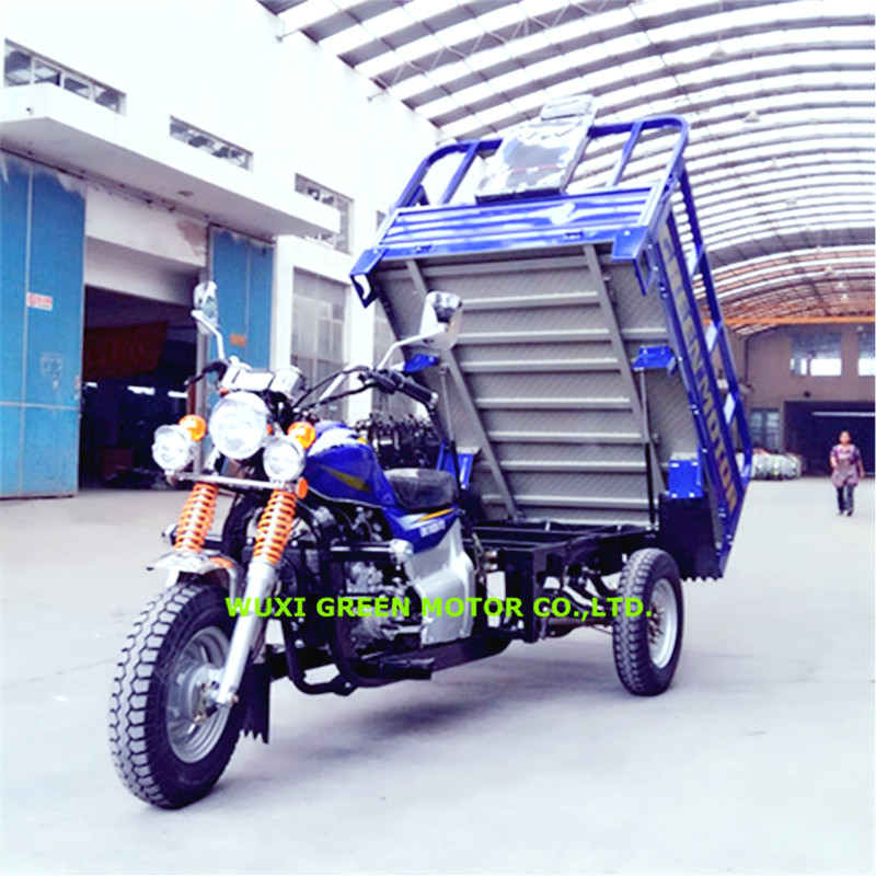 200cc tricycle cargo three wheel