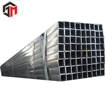 good quality Q195-Q345 carbon steel inch weight ms square rectangular hollow pipe supplier manufacturer galvanized welded black