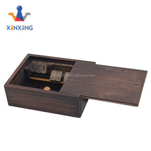 new design Shut the Box Game with lid for board games