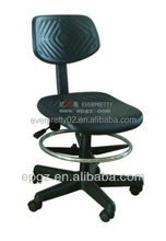 Guangzhou lab stool laborary stool PU leather lab stool
